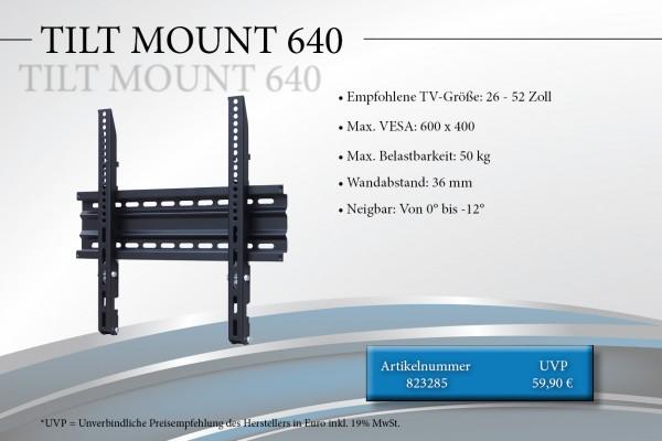 TILT MOUNT 640
