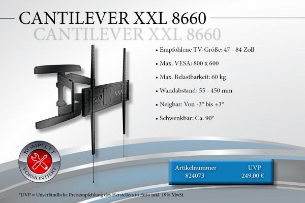 CANTILEVER XXL 8660