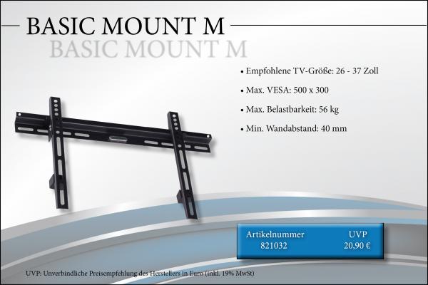 BASIC MOUNT M