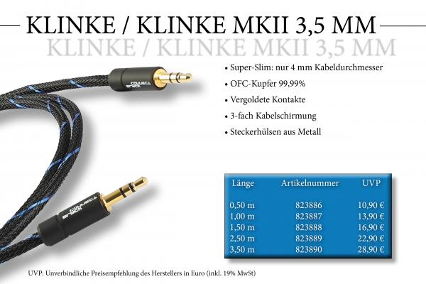 KLINKE / KLINKE MKII 3,5MM