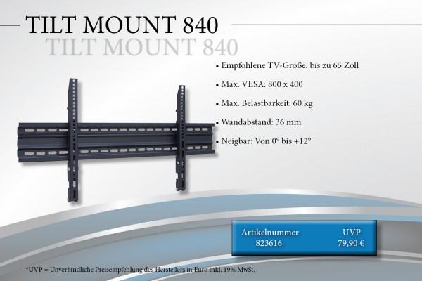 TILT MOUNT 840